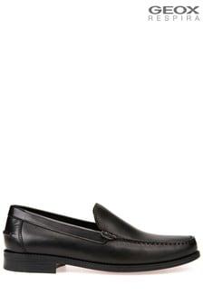 Geox Black U New Damon A Shoes