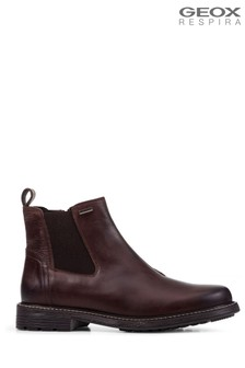 Geox Black Meduno Boots