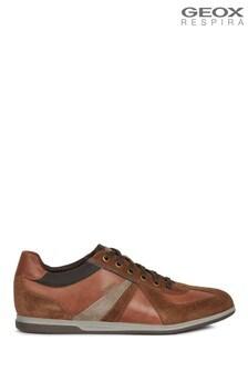 Geox Brown U Renan C Shoes