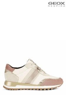 Geox Cream D Tabelya A Shoes