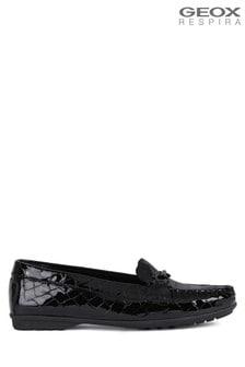 Geox Black D Elidia A Shoes