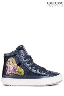 Geox Blue J Kalispera Girl D Shoes
