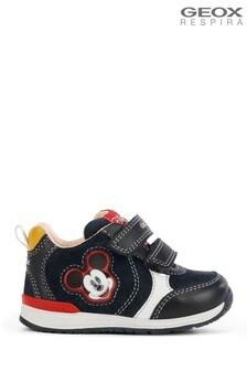 Geox Blue B Rishon Boy B Shoes