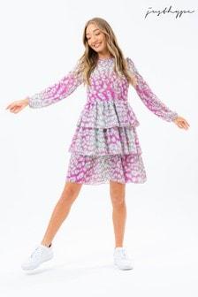 Hype. Sweetshop Leopard Women's Soho Mini Dress