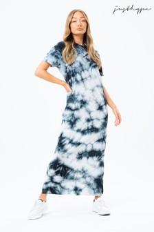 Hype. Mono Dye Women's Maxi T Dress
