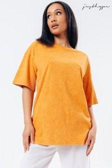 Hype. Vintage Women's Boxy Fit T-Shirt