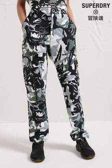 Superdry Unisex Energy Dystopia Cargo Trousers