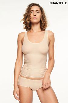 Chantelle Nude Soft Stretch Vest Top