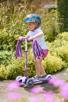 Micro Scooters Purple Ribbons
