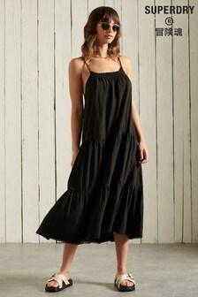 Superdry Jersey Midi Dress