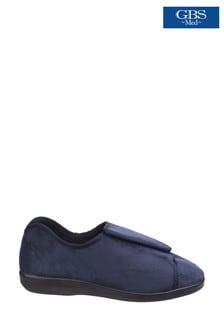 GBS Blue Med Walton Slippers