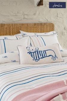 Joules Coastal Dogs Cushion