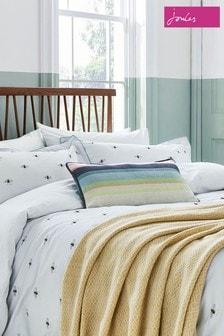 Joules Kelmarsh Stripe Cushion