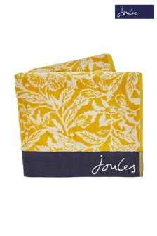 Joules Gold Twilight Ditsy Towel