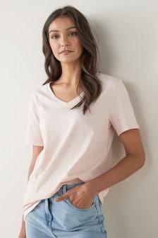 Savannah Miller Stud T-Shirt