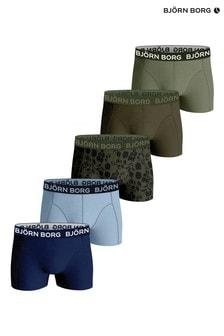 Bjorn Borg Boys Core Underwear 5 Pack