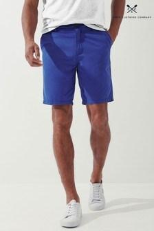 Crew Clothing Company Blue Bermuda Shorts