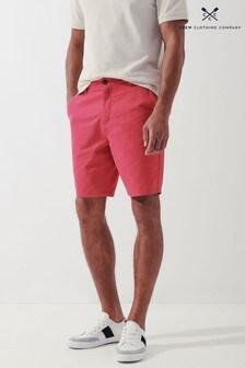 Crew Clothing Company Pink Bermuda Shorts