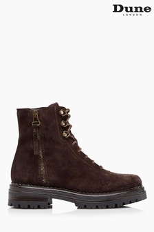Dune London Phase Chunky Lace-Up Hiker Boots