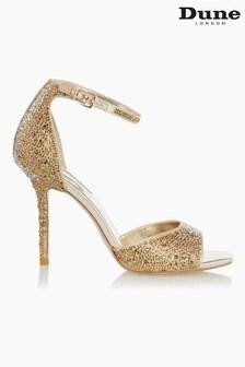 Dune London Millionaires Ombre Crystal Sandals