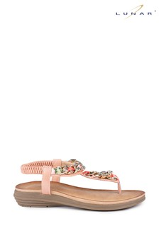 Lunar Pink Majorca III Sandals