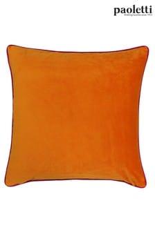 Riva Paoletti Orange Meridian Cushion