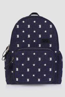 Burberry Kids Navy Bag