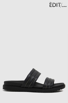 Schuh The Edit By Schuh Phoebe Leather Sandals