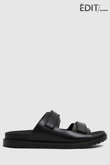 Schuh The Edit By Schuh Pearl Leather Band Sandals