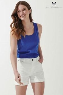 Crew Clothing Company Blue Vest