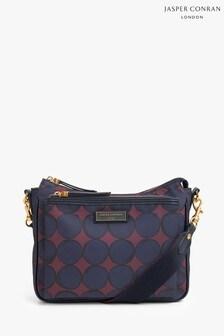 Jasper Conran London Alana Nylon Cross-Body Bag