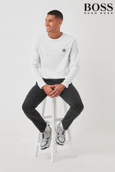 BOSS White Tacks T-Shirt