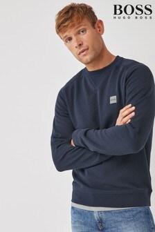BOSS Blue Westart Sweatshirt
