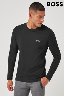 BOSS Black Togn Curved T-Shirt