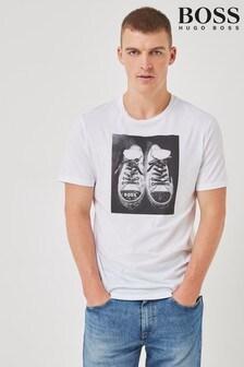 BOSS Natural TNinetees T-Shirt