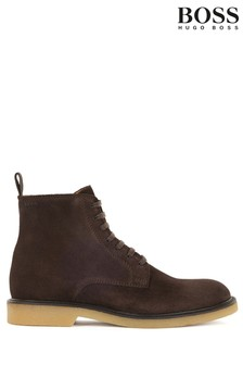 BOSS Brown Tunley Boots