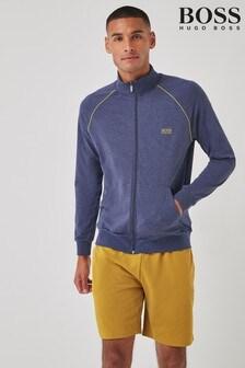 BOSS Blue Mix and Match Zip Through Jacket
