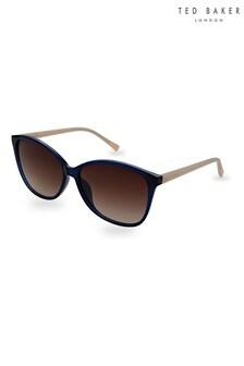 Ted Baker Metta Navy Sunglasses