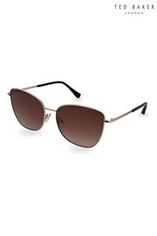 Ted Baker Ariel Rose Gold Sunglasses