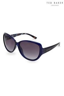 Ted Baker Navy Shay Sunglasses
