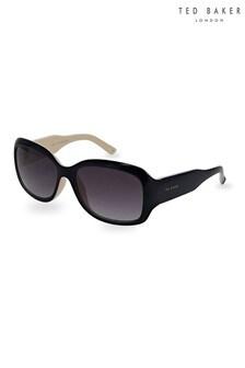 Ted Baker Charlotte Navy/Cream Sunglasses