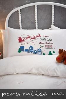 Personalised Dear Santa Pillowcase