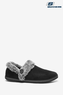 Skechers Cozy Campfire Fresh Toast Slippers