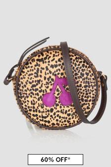 Bonpoint Girls Gold Bag