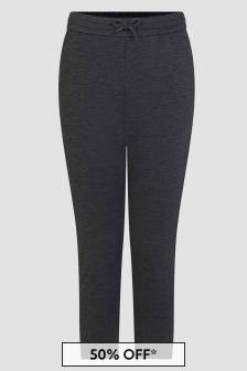 Bonpoint Boys Grey Trousers