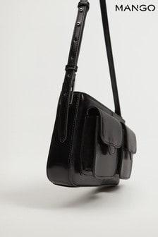 Mango Pockets Cross-Body Bag