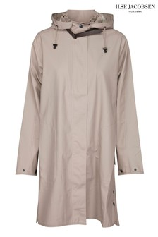 Ilse Jacobsen White True Raincoat