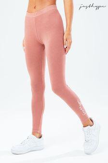 Hype. Women's Pink Vintage Leggings