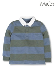 M&Co Rugby Polo Shirt