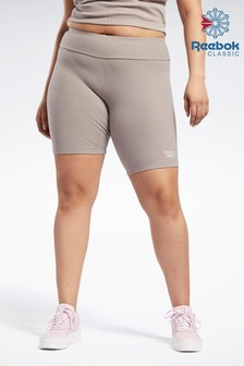 Reebok Classics Legging Shorts (Plus Size)